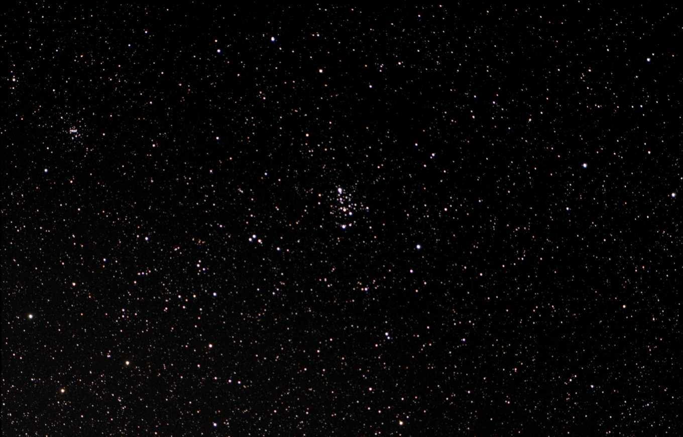 Open Cluster (M103)